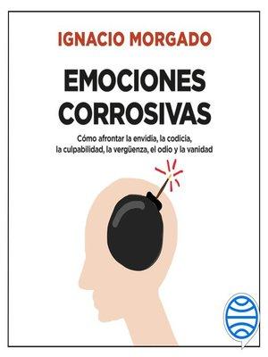 cover image of Emociones corrosivas