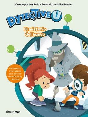 cover image of DytectiveU. El misterio del huevo