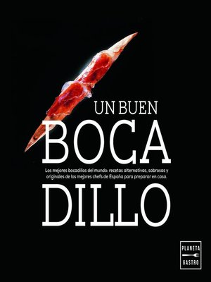 cover image of Un buen bocadillo