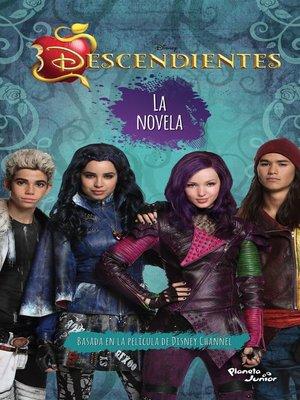 cover image of Descendientes. La novela