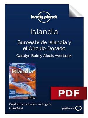 cover image of Islandia 4 Suroeste de Islandia y el Círculo Dorado