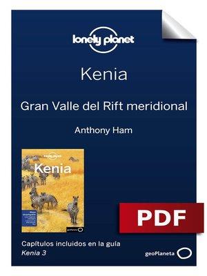 cover image of Kenia 3_3. Gran Valle del Rift meridional