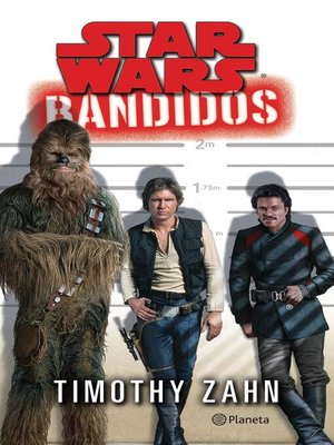 cover image of Star Wars. Bandidos
