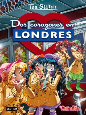 cover image of Dos corazones en Londres