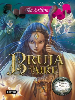 cover image of Bruja del Aire