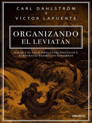cover image of Organizando el Leviatán