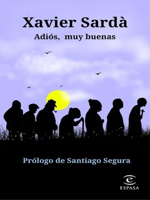 cover image of Adiós, muy buenas