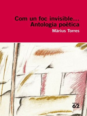 cover image of Com un foc invisible...