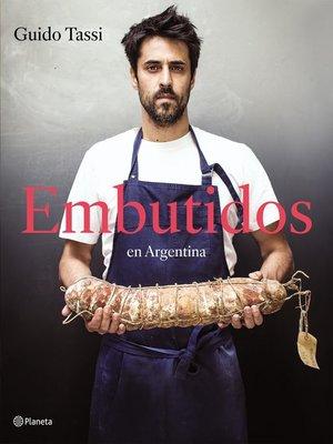 cover image of Embutidos