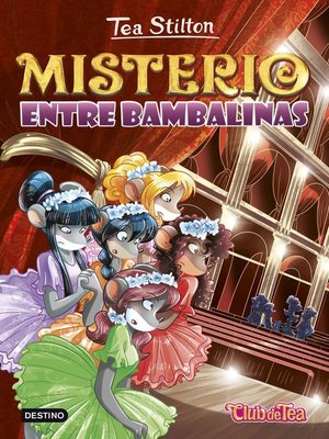 cover image of Misterio entre bambalinas