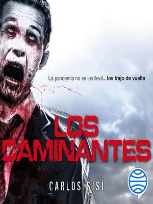cover image of Los caminantes nº 01