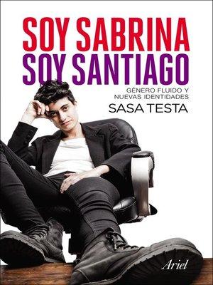 cover image of Soy Sabrina, Soy Santiago