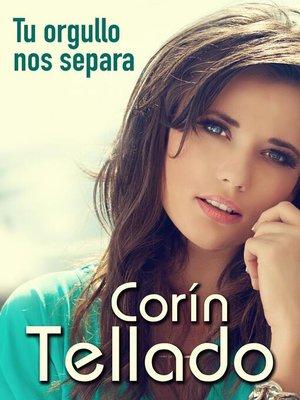 cover image of Tu orgullo nos separa