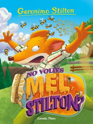 cover image of No volies mel, Stilton?