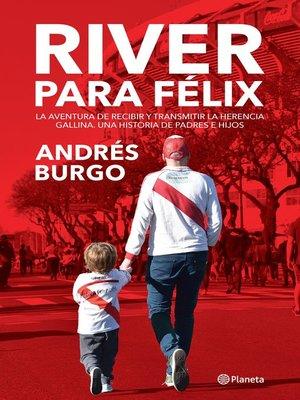 cover image of River para Félix