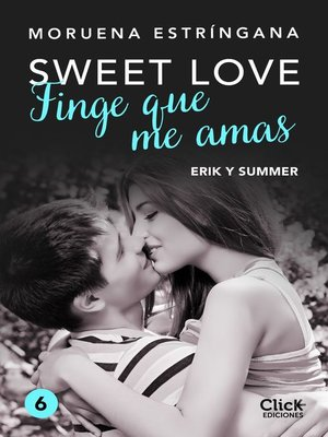 cover image of Finge que me amas