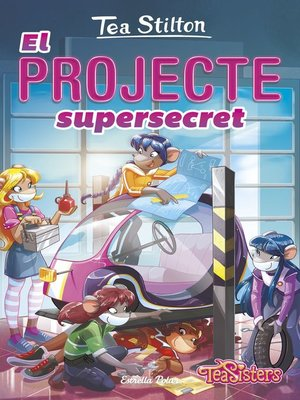 cover image of El projecte super secret
