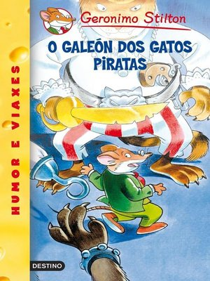 cover image of O galeón dos gatos piratas