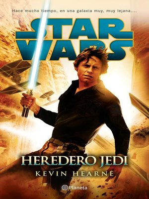 cover image of Star Wars. Heredero Jedi