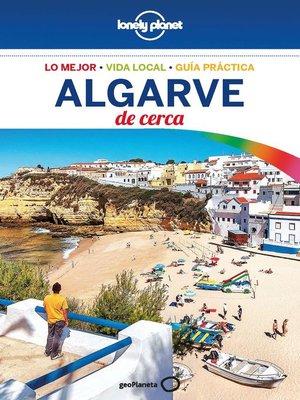 cover image of Algarve De cerca 1