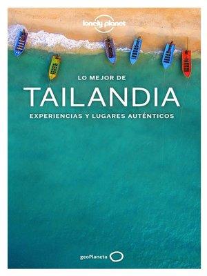 cover image of Lo mejor de Tailandia 4