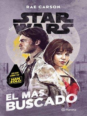 cover image of Star Wars. El más buscado