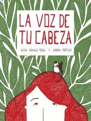 cover image of La voz de tu cabeza