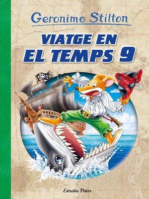 cover image of Viatge en el temps 9