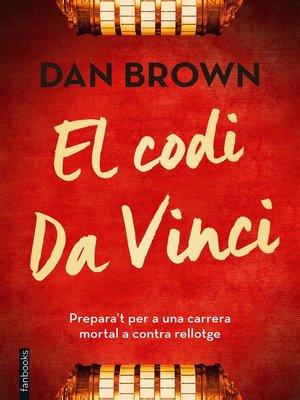 cover image of El codi da Vinci.