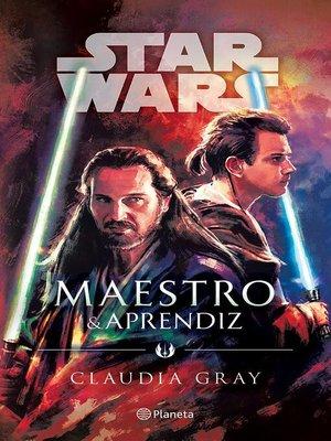 cover image of Star Wars. Maestro y aprendiz