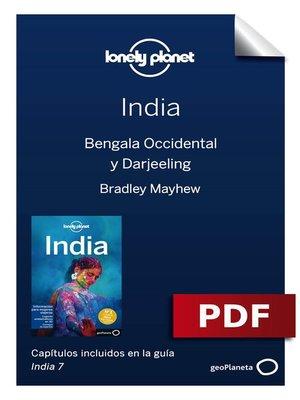 cover image of India 7_11. Bengala Occidental y Darjeeling