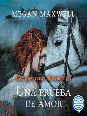 cover image of Una prueba de amor