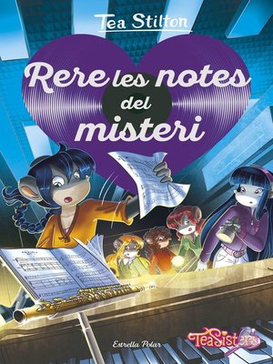 cover image of Rere les notes del misteri