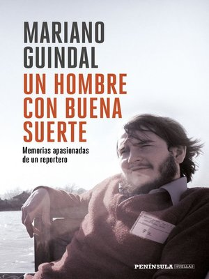 cover image of Un hombre con buena suerte