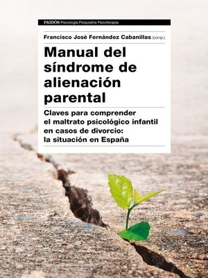 cover image of Manual del Síndrome de Alienación Parental