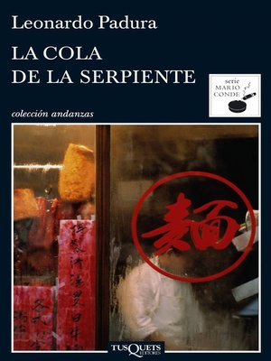 cover image of La cola de la serpiente