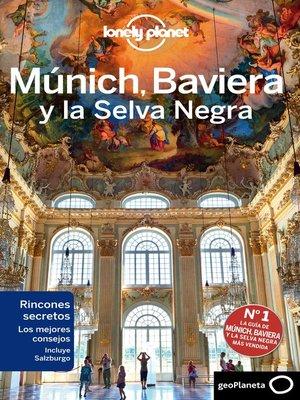 cover image of Múnich, Baviera y la Selva Negra 2