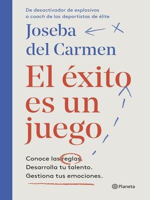 cover image of El éxito es un juego