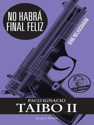 cover image of No habrá final feliz