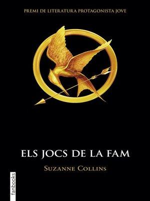 cover image of Els jocs de la fam I