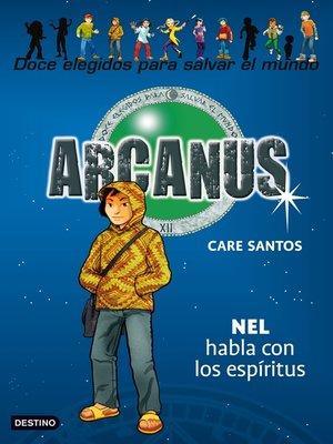 cover image of Nel habla con los espíritus