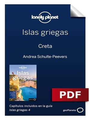 cover image of Islas griegas 4_5. Creta