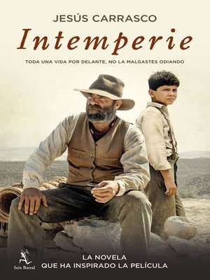 cover image of Intemperie