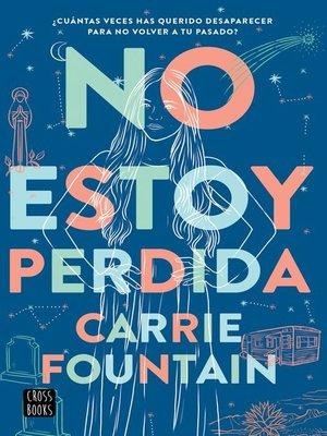 cover image of No estoy perdida