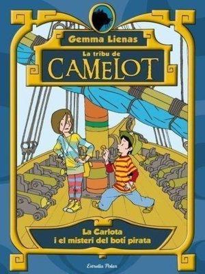 cover image of La Carlota i el misteri del botí pirata