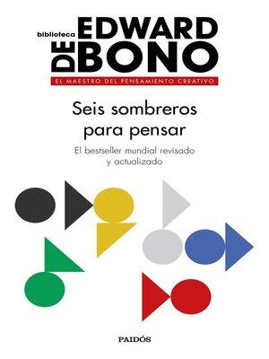cover image of Seis sombreros para pensar