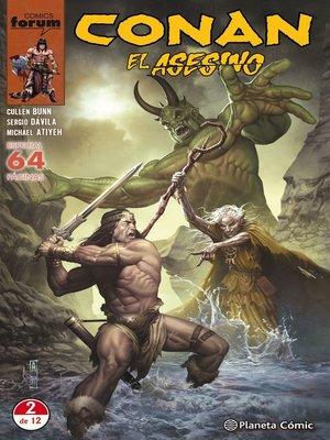 cover image of Conan El asesino nº 02/06