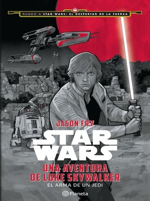 cover image of Star Wars. Una aventura de Luke Skywalker