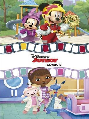 cover image of Disney junior. Cómic 2