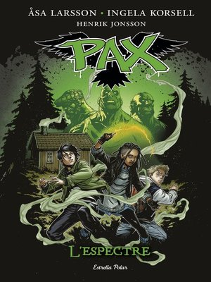cover image of Pax. L'espectre